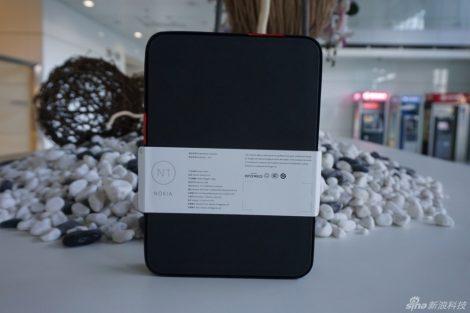 Nokia N1 Packaging
