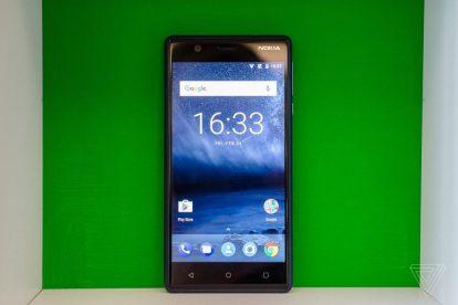 Nokia 3 Front