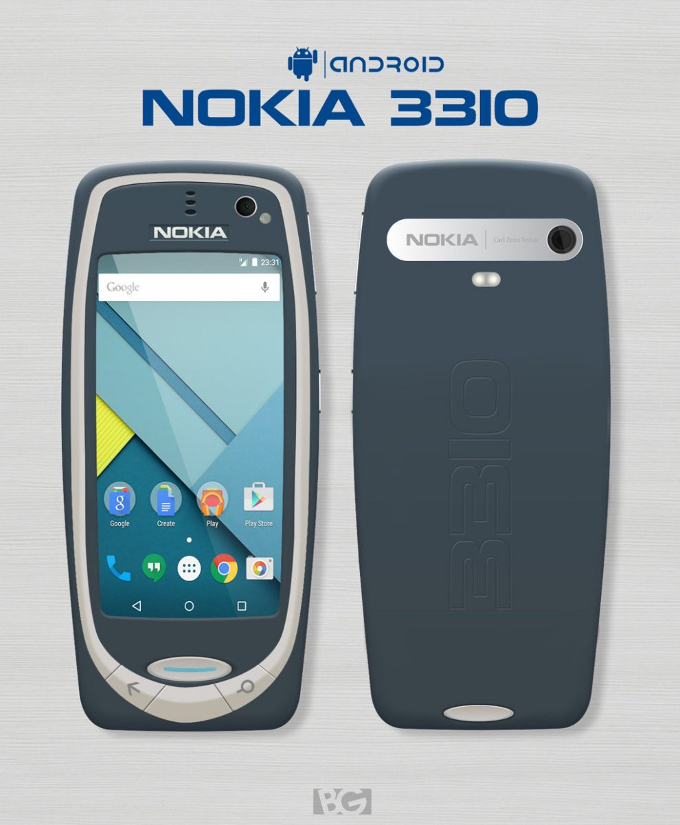 Nokia 3310 Android Rumor