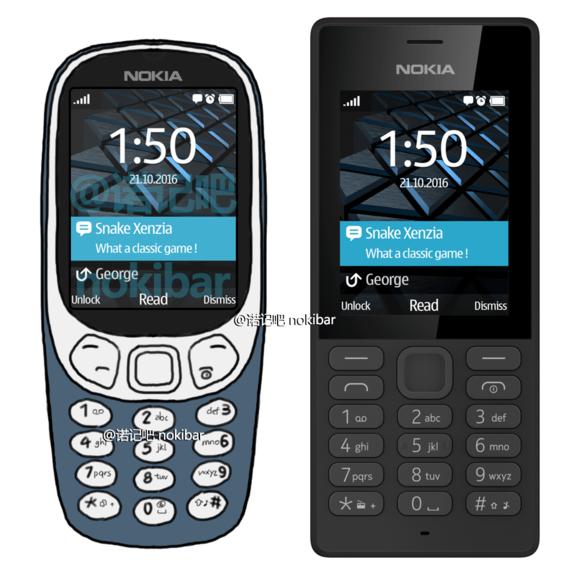 Nokia 3310 Handmade Real Render