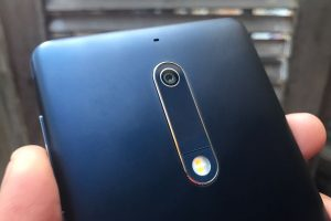 Nokia 5 Rear Camera