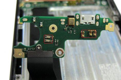 Nokia 6 USB C Board