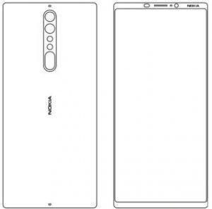 Nokia 9 Design