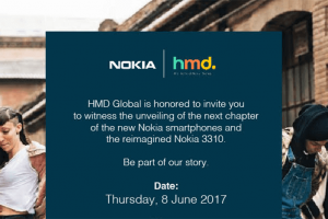 HMD Nokia Philippines Launch Event June 8 Invite