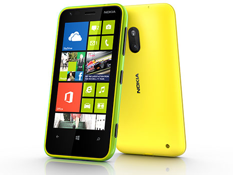Lumia 620 official