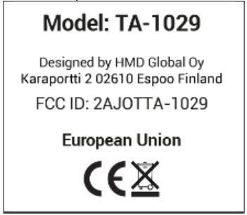 TA-1029 CE certifiation