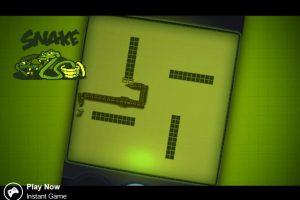 Snake game Nokia Facebook