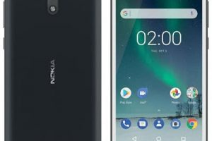 Nokia 2 official render