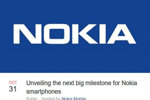 Nokia launch 31oct