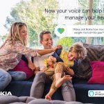 Nokia health mate Alexa