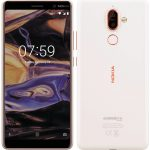 Nokia 7 Plus in White Color