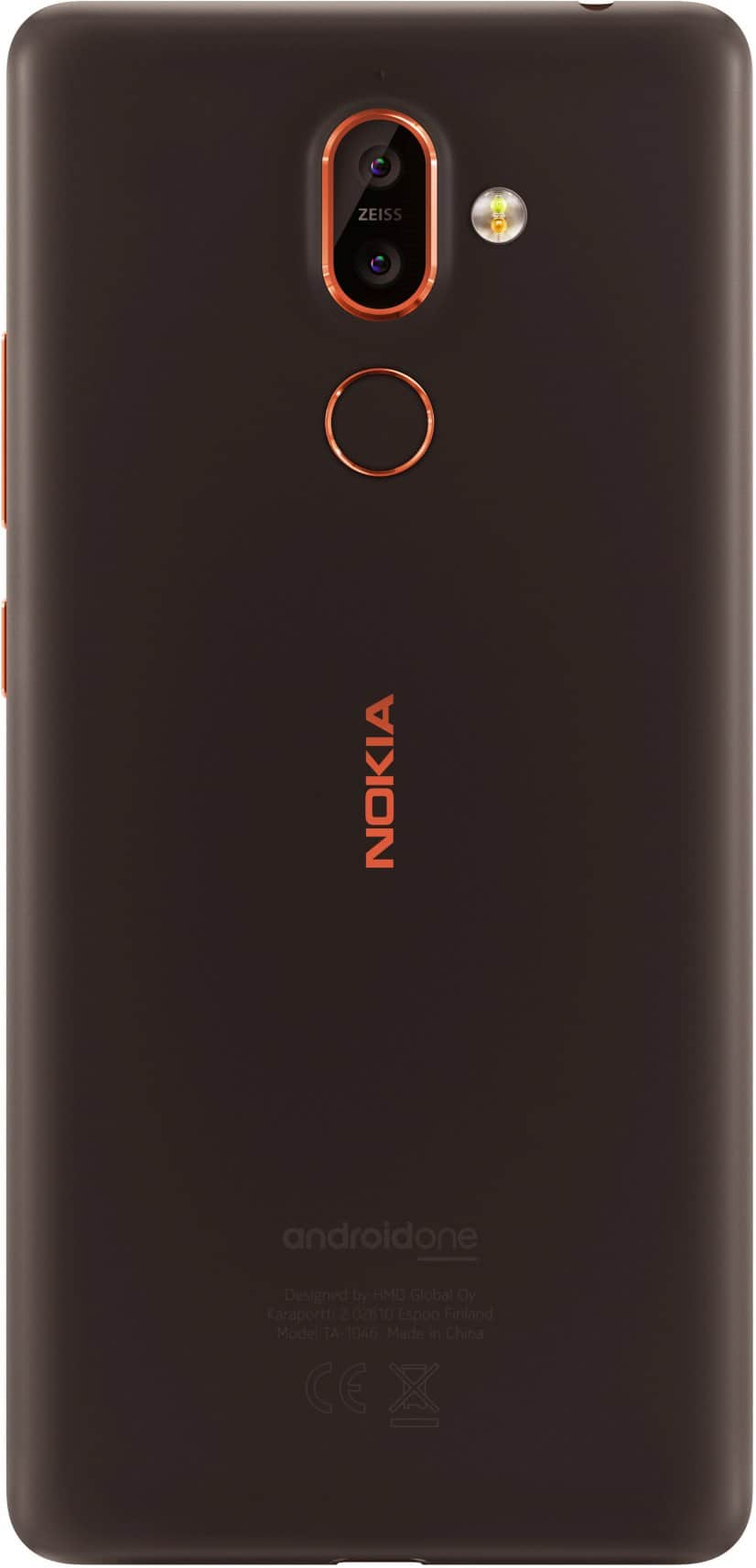 Nokia 7 Plus in Black Color