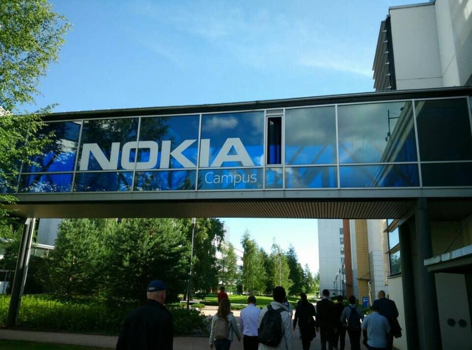 Nokia Campus Karaportti