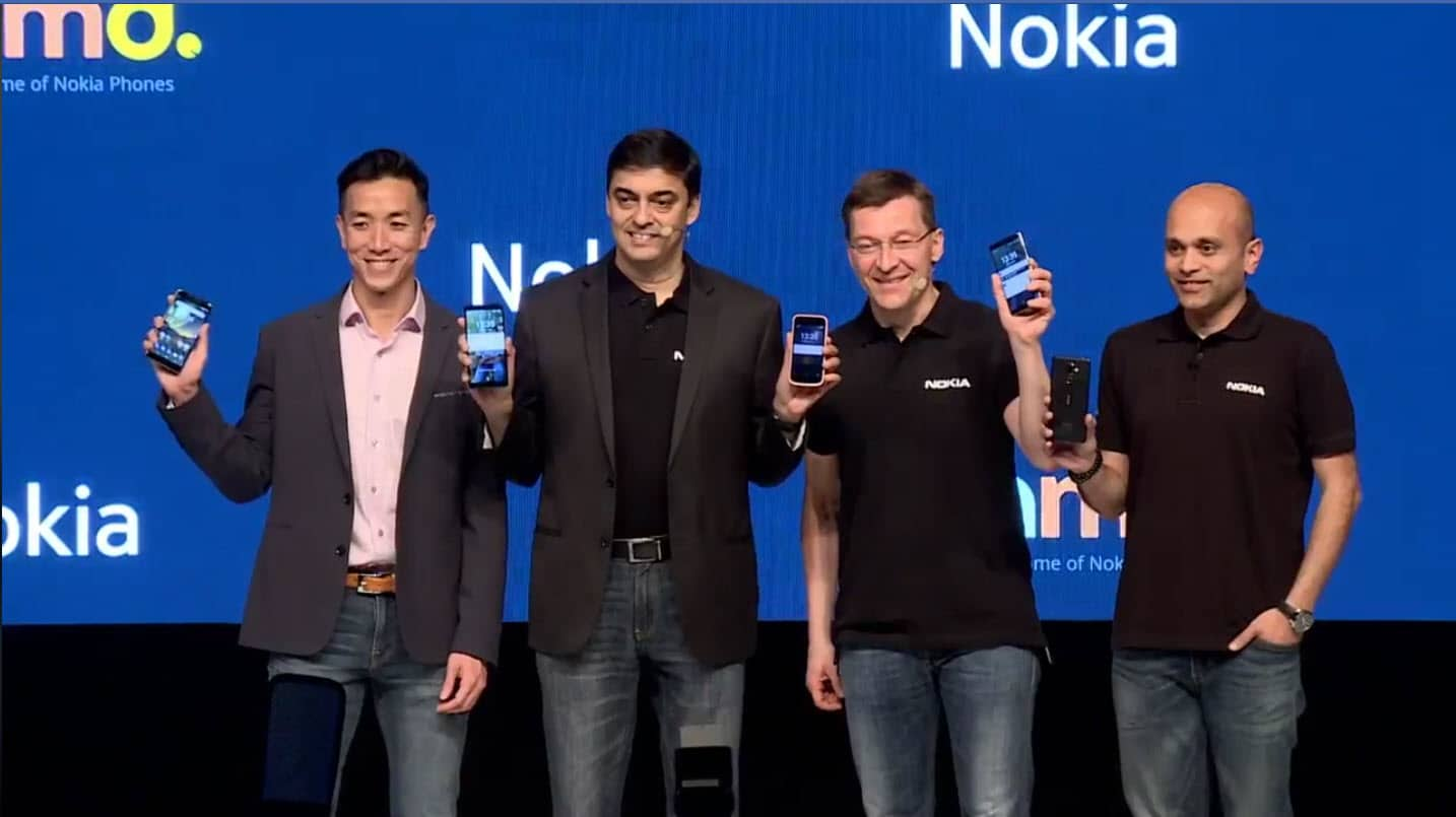 Nokia launch 4 April