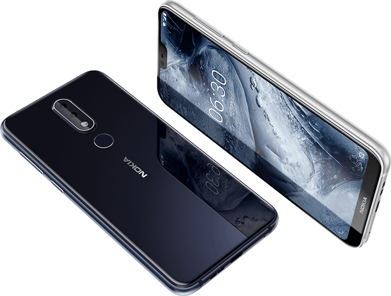 Nokia X6 Dragon