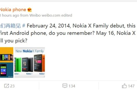Nokia X teaser by Nokia Mobile