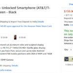 Nokia 3.1 pre-orders on Amazon.com