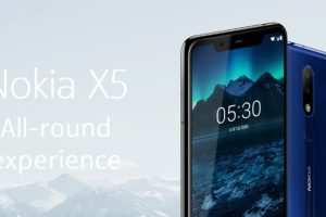 Nokia X5 official