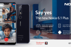 Nokia 6.1 Plus in Indonesia