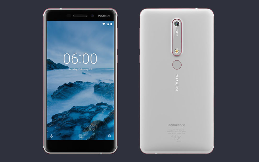 Nokia 6 1 is receiving the September Android security patch