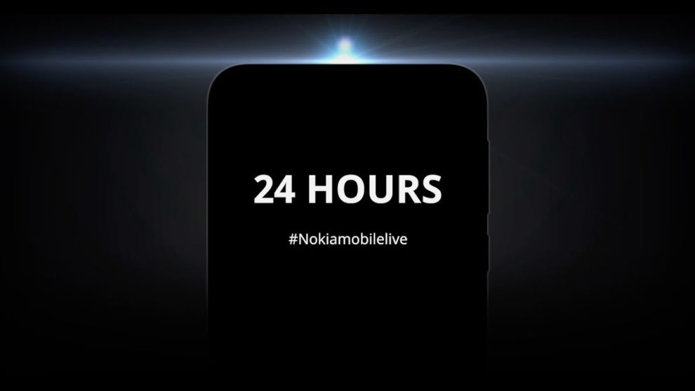 Nokia 4th Oct Event - Live STream details
