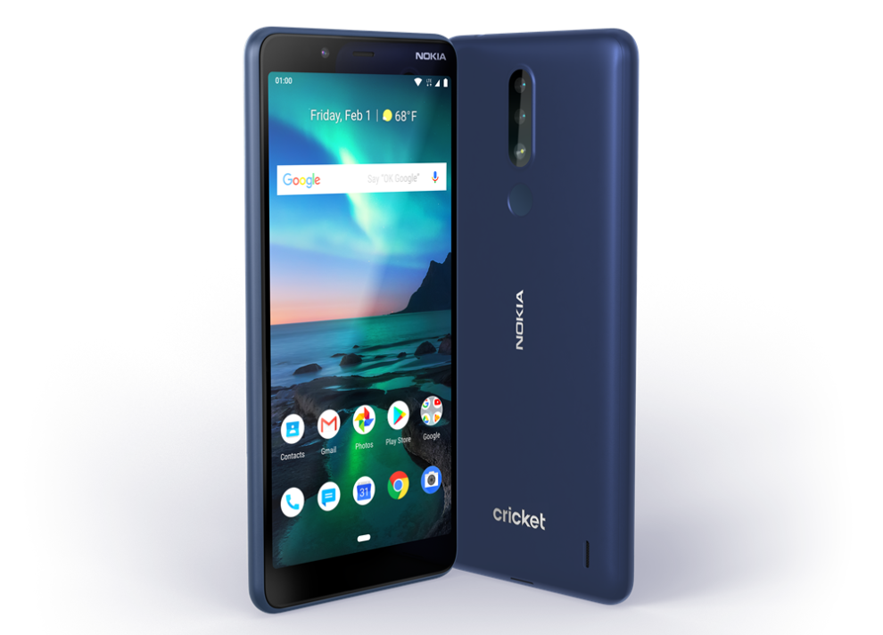 Nokia 3.1 Plus for Cricket Wireless
