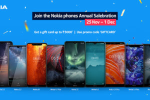 Nokia India Salebration offer for black friday