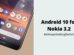 Android 10 for Nokia 3.2