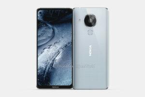 Nokia 7.3 leaked render